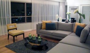 Impressive 3 Bedroom Condominium Unit for Rent at The Residences at Greenbelt