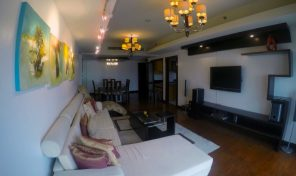 Luxurious 2 Bedroom Condominium Unit for Rent at The Residences at Greenbelt