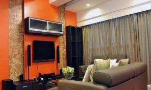 Stylish 3 Bedroom Condominium Unit for Rent at The Residences at Greenbelt