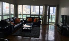 Impressive 2 Bedroom Condominium Unit for Rent at The Residences at Greenbelt